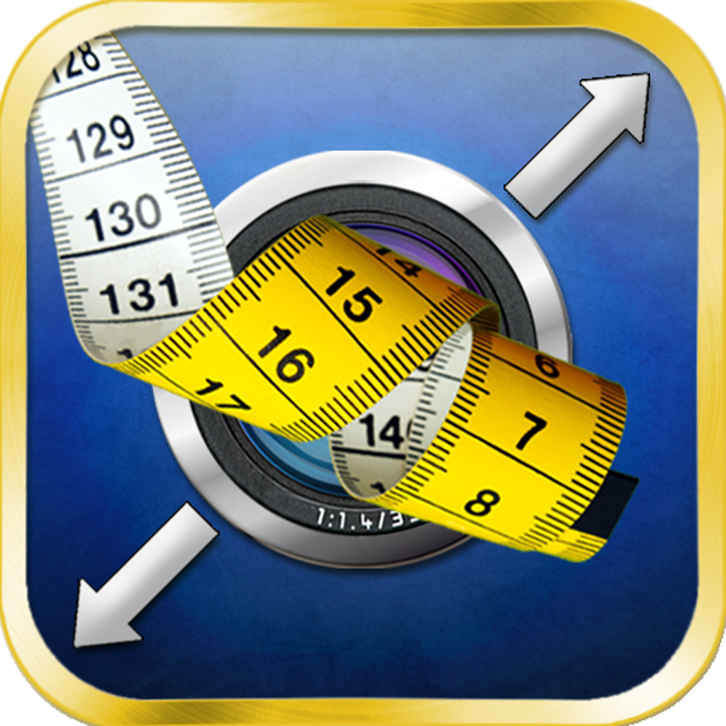 CaMeasure! Pro ~ Dimension Your World. app icon