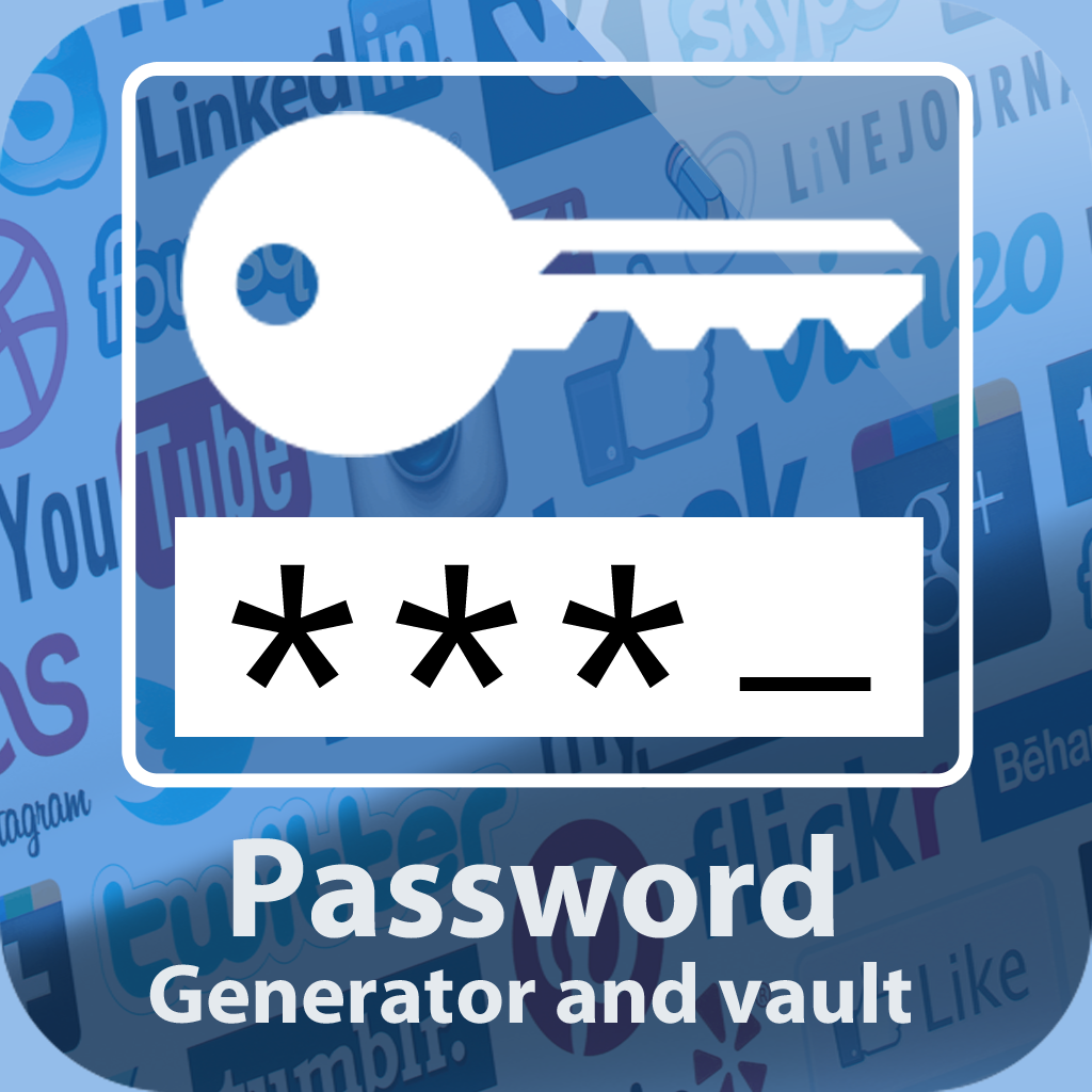 Password Generator and Vault . Secure Your Social Media Accounts